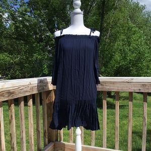 H&M Off the Shoulder Coverup/Dress